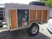 Camper Trailer - Custom build unfinished project Willetton Canning Area Preview