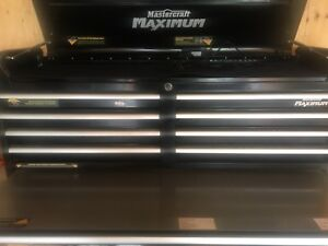 Mastercraft Maximum 54 in tool chest