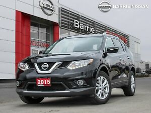 2015 Nissan Rogue SV VERY CLEAN ONE OWNER TRADE
