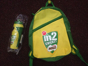 Milo cricket bag with drink bottle brand new Maryland Newcastle Area Preview