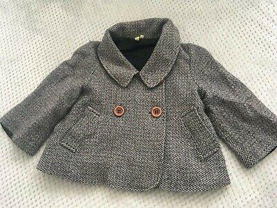French chich - IRO cape size 36 (UK 6-8) Wool