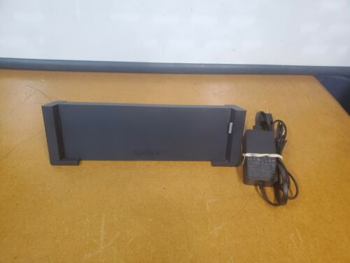 Microsoft Surface Pro Docking Station Model 1664 With AC Adapter