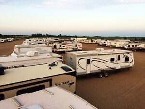 Store Quads RVs Trailers Boats  Sleds Cars Motorhomes 5 min out