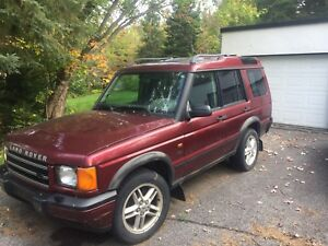 Landrover Discovery II SE 2002