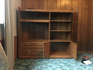 Free older TV stand