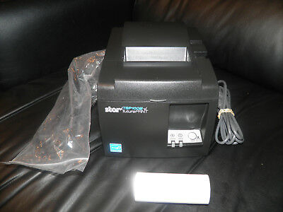 New Star Micronics Tsp100 143iiiu Eco Futureprnt Pos Thermal Receipt Printer