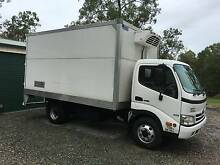 2008 Hino 300/816 Refrigerated Pantech, comes with Cert of inspec Browns Plains Logan Area Preview