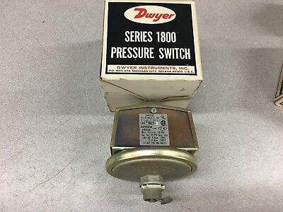 New In Box Dwyer Switch 1822-5