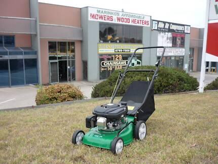12 Month Warranty!!! 4 Stroke Lawn Mower with Catcher $139