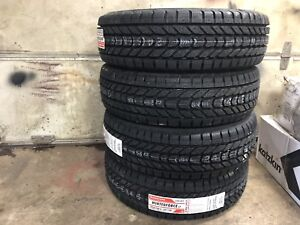 Four LT 245/75/16 Firestone Winterforce BRAND NEW