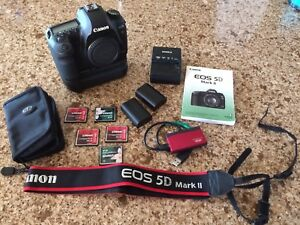 Canon 5D Mark 2 with Grip