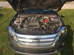 2010 Ford Fusion 128000km