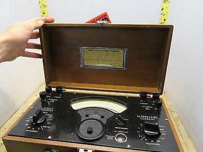 Vintage Sensitive Research Instrument Co Universal Polyranger Model U 3f-5