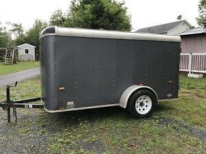 Enclosed Cargo Trailer 5 x 10 Roadmaster Enfield