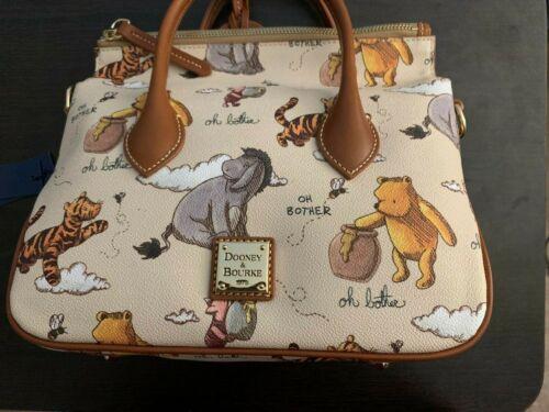 "Dooney & Bourke Disney ""Winnie the Pooh"" satchel New With Tags"