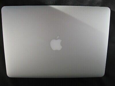Apple MacBook Air Laptop (Intel Core i5 1.7Ghz, 256GB SSD, 4GB RAM)
