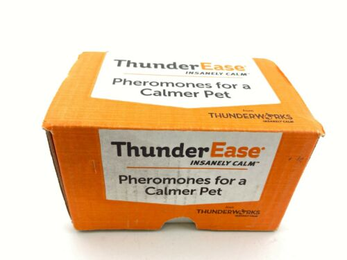 ThunderEase Cat Calming Pheromone Diffuser Kit 90 Day Supply