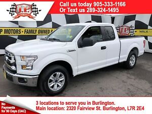 2015 Ford F-150 XLT, Crew Cab, Bluetooth, 139, 000km