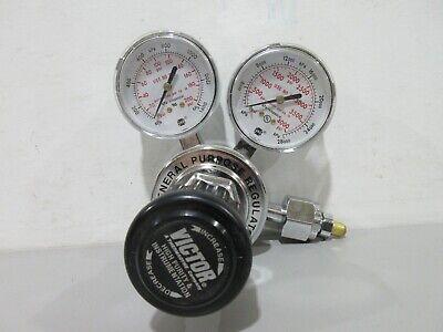 New Victor Gps270-125-326-4f High Purity Gas Regulator