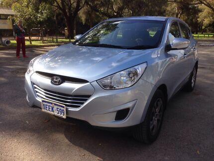 2012 HYUNDAI iX35 ACTIVE 2.0L. PRICED TO SELL!!! Kewdale Belmont Area Preview