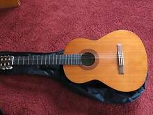 Yamaha C-40 classical acoustic guitar with case South Yarra Stonnington Area Preview