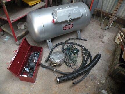 Car LPG gas conversion system