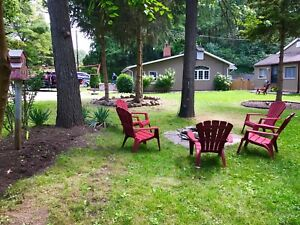 Seasonal cottage rental available. Oct-May