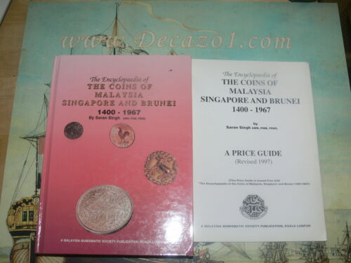 Singh-The Encyclopaedia of The Coins of Malaysia Singapore and Brunei 1400-1967