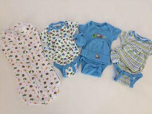 Lot vêtements bébé naissant nouveau-né