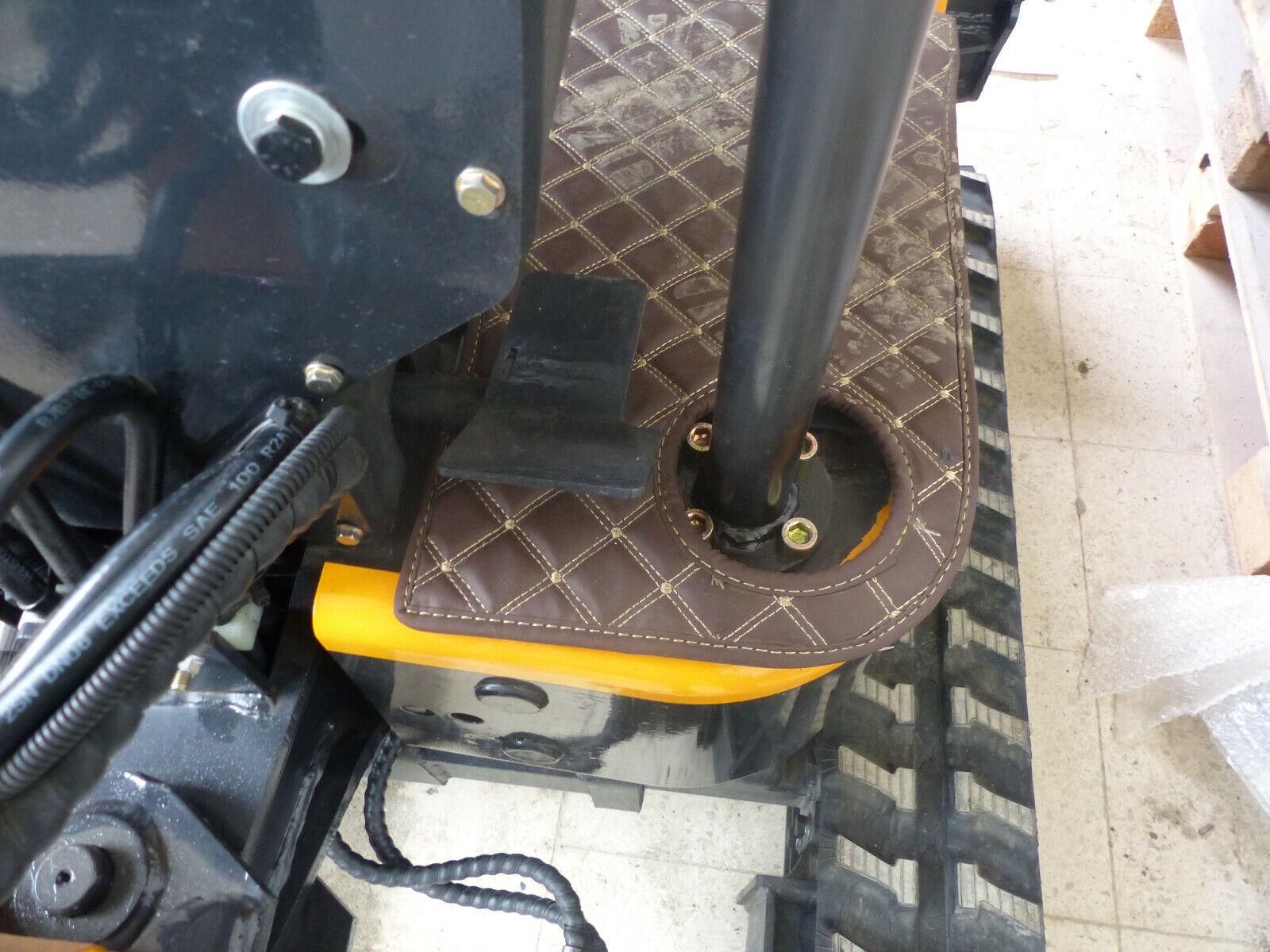 HADES HX10.1 Minibagger mit Knickmatik u Löffelpaket
