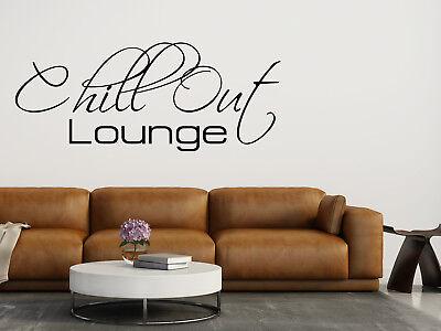 119 Wand (Wandtattoo - Chillout Lounge)