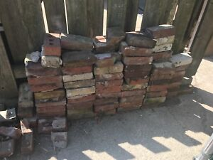 Free reclaimed bricks
