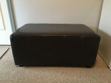 Ottoman, leather Kingswood Penrith Area Preview