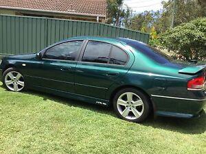 2003 Ford Falcon Sedan XR6 Mallabula Port Stephens Area Preview