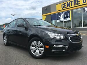 CRUZE LIMITED 1LT BLUETOOTH SIRIUS JAMAIS ACCIDENTÉ