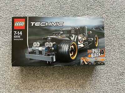 Lego Technic Getaway Racer (42046) - Full Set Boxed Age 7-14