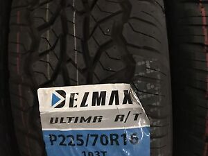 New 225/70/16 tyres Welshpool Canning Area Preview