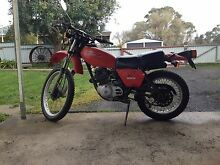 Honda XL250 1980 Tumbarumba Tumbarumba Area Preview