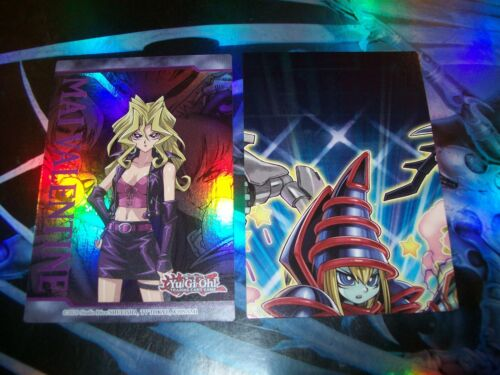 Mai Valentine Double Sided Holographic Token LDS1 Holo Yu-Gi-Oh!