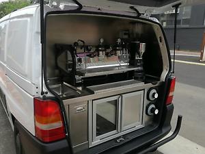 La Marzocco / Mercedes Coffee Van Thebarton West Torrens Area Preview