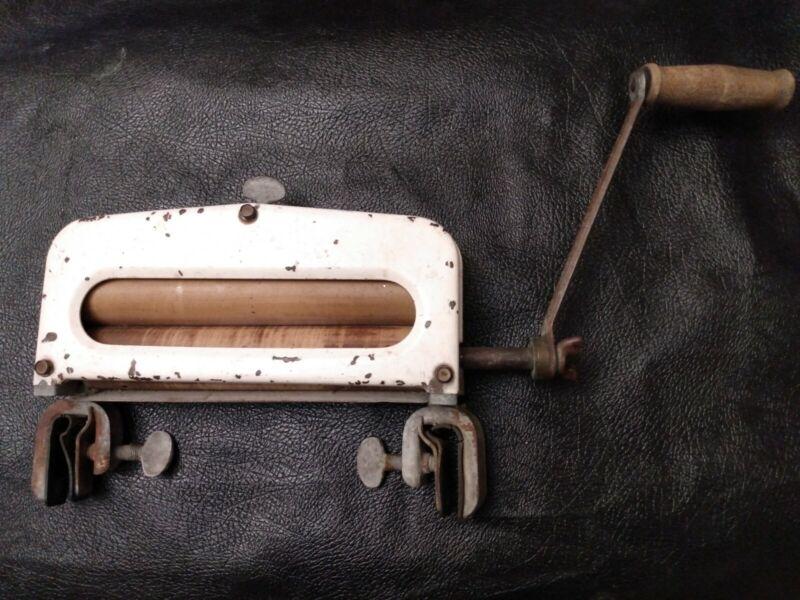 Vintage Washing Machine Ringer Wringer Roller Washer Hand Crank Handy Hot