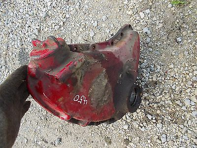 Farmall 450 Tractor Original Ih Motor Engine Front Cover Oil Top Cap