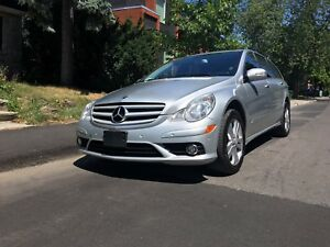 MERCEDES BENZ R320 CDI 4MATIC IMPECCABLE!