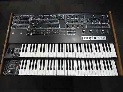 Sequential Circuits Prophet-10 on Rummage