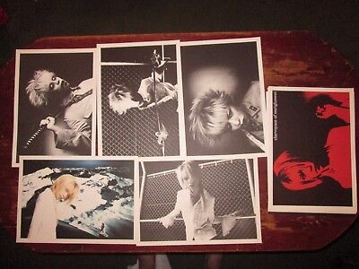 Dir en Grey Paper Photo Set -Preowned but MINT! 26 Photos! 2002 Clarvoyant