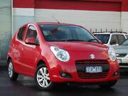 2012 Suzuki Alto GLX Hatch  *** AUTO ***   $7,990 DRIVE AWAY *** Footscray Maribyrnong Area Preview