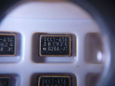 Vectron Vcc1-a1a-8.1920mhz Crystal Oscillator Clock Cmos Output New 2pkg