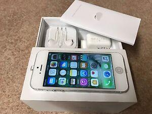 iPhone 5 16gb Silver Loganholme Logan Area Preview