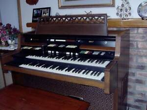 Hammond Organ Support