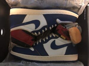 Jordan 1 Retro High OG Union Blue